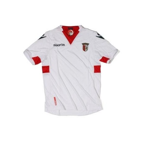 Camiseta de fútbol Sporting Braga 2011/12 en Macron