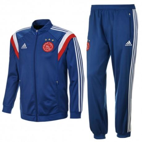 Ajax Amsterdam survetement entrainement 2014/15 - Adidas