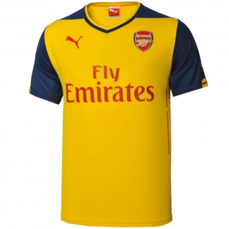 Arsenal FC Away soccer jersey 2014/15 - Puma - SportingPlus - Passion for  Sport