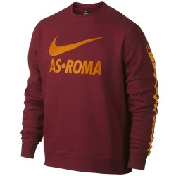 AS Roma crew presentation jumper 2014/15 - Nike