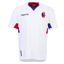 Bologna Fc Soccer Jersey 2011/12 Away-Macron