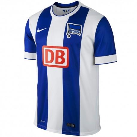 Maglia calcio Hertha Berlino Home 2014/15 - Nike