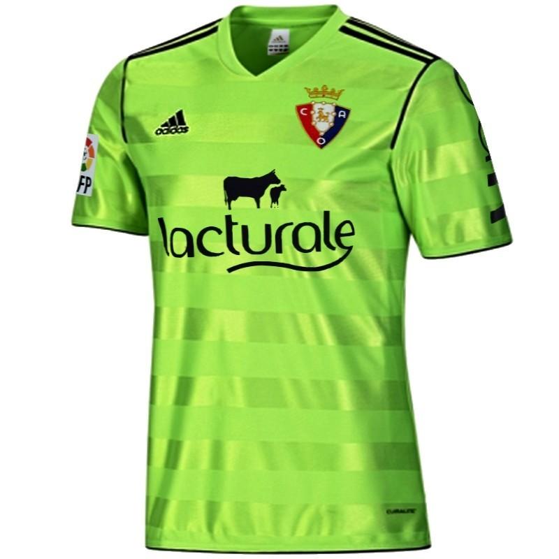 Camiseta de futbol CA Osasuna segunda 2013/14 - Adidas - Spo