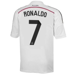 Maglia calcio Real Madrid CF Home 2014/15 Ronaldo 7 - Adidas