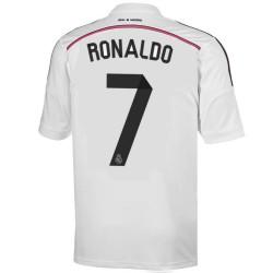 Real Madrid CF camiseta Home 2014/15 Ronaldo 7 - Adidas