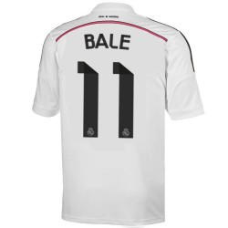 Maillot de foot Real Madrid domicile 2014/15 Bale 11 - Adidas