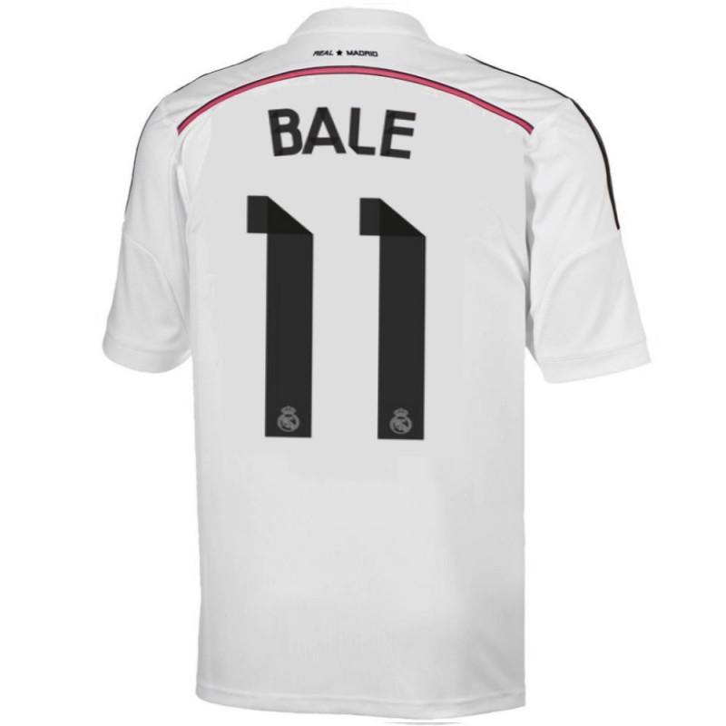Real Madrid Bale Trikot