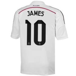 Real Madrid CF camiseta Home 2014/15 James 10 - Adidas