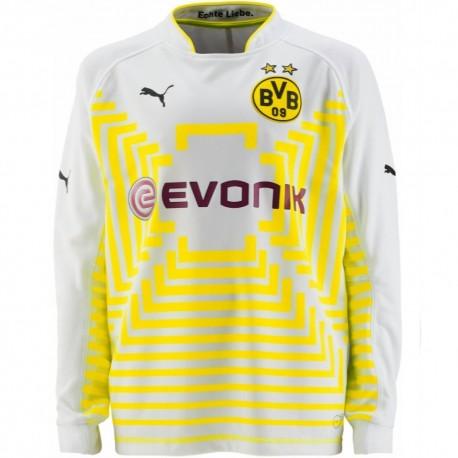 BVB Borussia Dortmund Home goalkeeper shirt 2014/15 - Puma