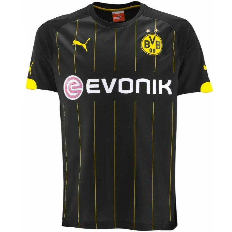 BVB Borussia Dortmund Away shirt 2014/15 - Puma - SportingPlus - Passion for Sport