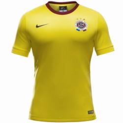 Camiseta Nike Sparta Praga segunda 2014/15