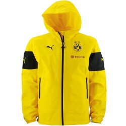 BVB Borussia Dortmund training rain jacket 2014/15 yellow - Puma