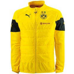 BVB Borussia Dortmund Training Sweat Top 2014/15 gelb - Puma