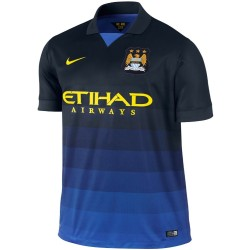 Camiseta de futbol Manchester City segunda 2014/15 - Nike