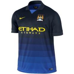 Maillot de foot Manchester City exterieur 2014/15 - Nike