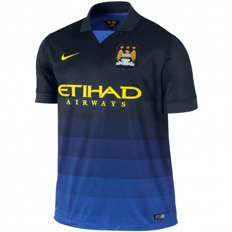 Manchester City Away soccer jersey 2014/15 - Nike