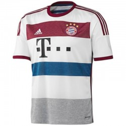 Maillot de foot FC Bayern de Munich exterieur 2014/15 - Adidas