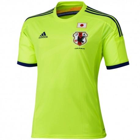 Japón seleccion camiseta de fútbol Away 2014/15 - Adidas