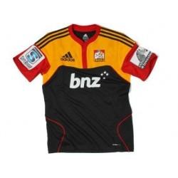 Waikato Chiefs rugbi jersey 2011/12 Inicio por Adidas