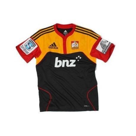 Waikato Chiefs Rugby Trikot Home 2011/12 von Adidas