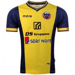 Camiseta de futbol IK Hobro (Dinamarca) primera 2014/15 - Mitre