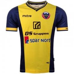 IK Hobro (Denmark) Home Football shirt 2014/15 - Mitre