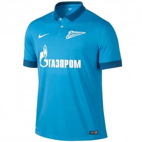 Maglia calcio Zenit San Pietroburgo Home 2014/15 - Nike