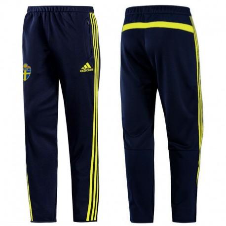 Pantalones de entrenamiento seleccion Suecia 2014 - Adidas