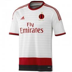 AC Milan segunda camiseta de futbol 2014/15 - Adidas