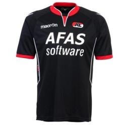 Maglia Calcio Az Alkmaar 2011/12 Away - Macron