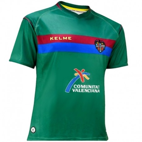 Levante UD Away football shirt 2012/13 Player Issue - Kelme