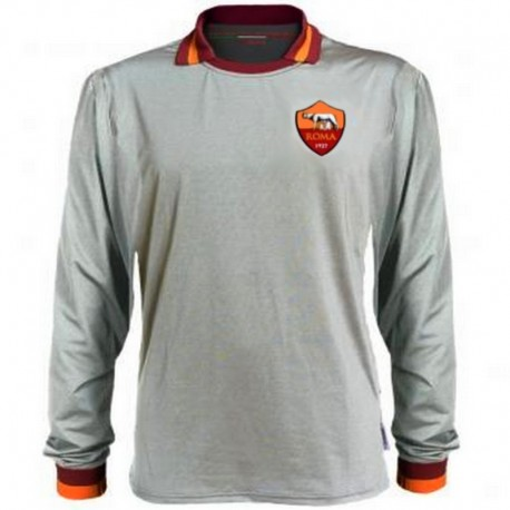 AS Roma Away goalkeeper shirt 2013/14 - Asics