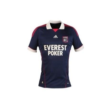 Fußball Trikot 2011/12 Olympique Lyon entfernt von Adidas
