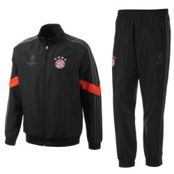 Survetement de présentation Bayern Munich UCL 2014/15 - Adidas