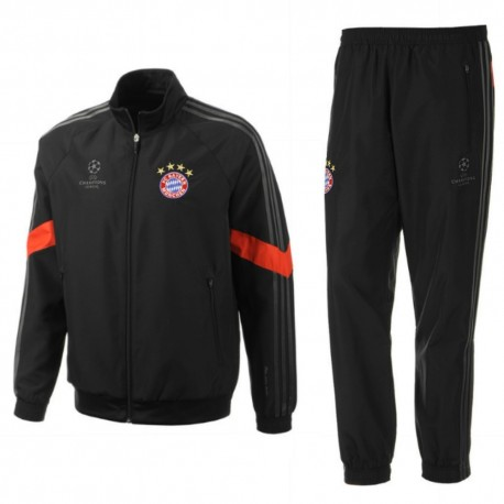 Bayern Munich UCL Presentation tracksuit 2014/15 - Adidas