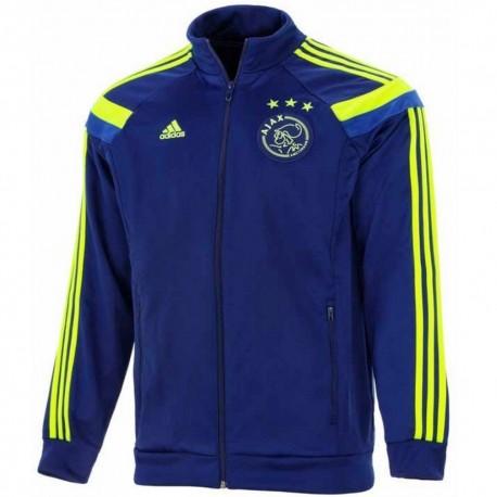 online store a0f48 f3b4c Ajax Veste Presentation De 201415 Adidas Amsterdam Anthem RO