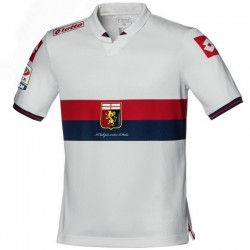 Camiseta de futbol Genoa CFC segunda 2014/15 - Lotto