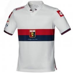 Genoa CFC Weg Fußball Trikot 2014/15 - Lotto
