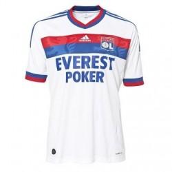 Fútbol Jersey 2011/12 Olympique Lyon Inicio por Adidas