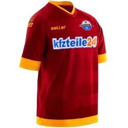 Camiseta de futbol SC Padeborn segunda 2014/15 - Saller