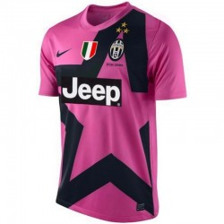"Juventus FC dritte Fußball-Trikot ""30 Sul Campo"" 2012/13 - Nike"