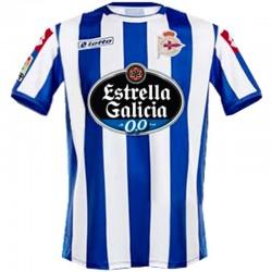 Maglia da calcio Deportivo La Coruna Home 2014/15 - Lotto