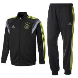 Ajax Amsterdam-Präsentation-Trainingsanzug 2014/15 - Adidas