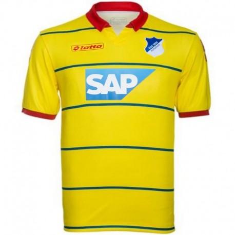 Maglia calcio Hoffenheim Away 2014/15 - Lotto