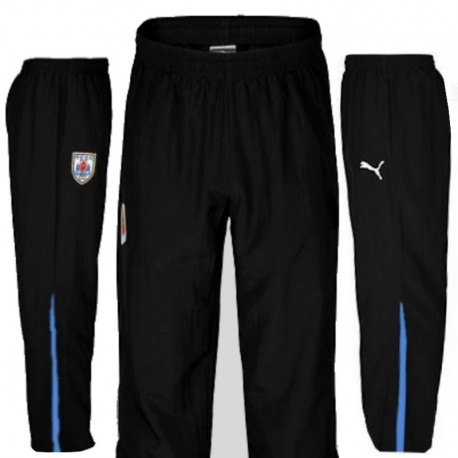 Uruguay national team woven presentation pants 2011 - Puma