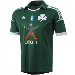 Panathinaikos-Startseite Fußball Trikot 2012/13 - Adidas