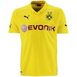 Maillot de foot Borussia Dortmund BVB UCL Home 2014/15 - Puma