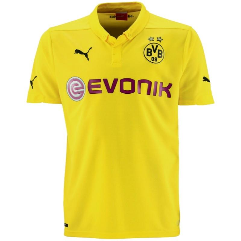 Maglia Borussia Dortmund Home Champions League 2014/15 - Puma - SportingPlus - Passion for Sport