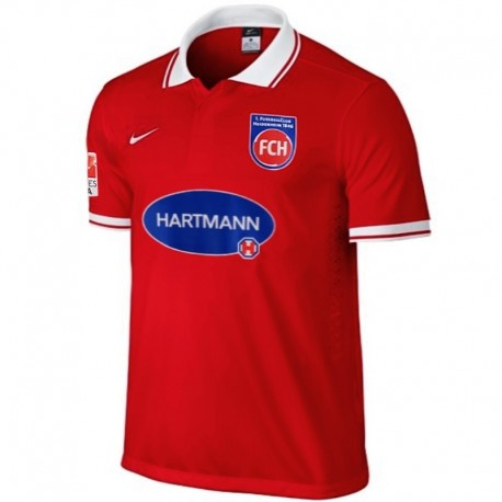 Heidenheim FC Home soccer jersey 2014/15 - Nike