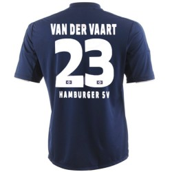 Maglia Calcio Amburgo Away Player Issue 2012/13 van der Vaart 23 - Adidas